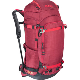 EVOC Patrol Sac à dos 40L, heather ruby